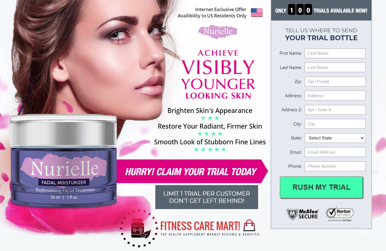 Nurielle Cream Reviews {Latest 2020} Restore Your Rediant, Firmer Skin!