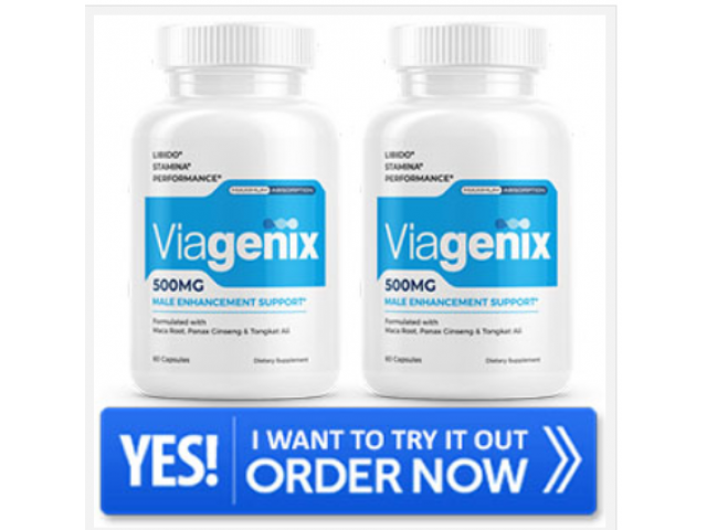 Viagenix Male Enhacnement {Review} Restore Your Performance In Bed!