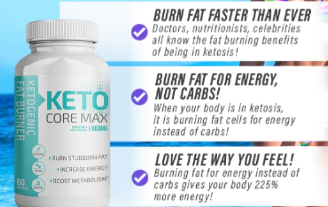 Core Slim Keto Review [Weight_Loss] Grab The #1 Keto Pill For Yourself!