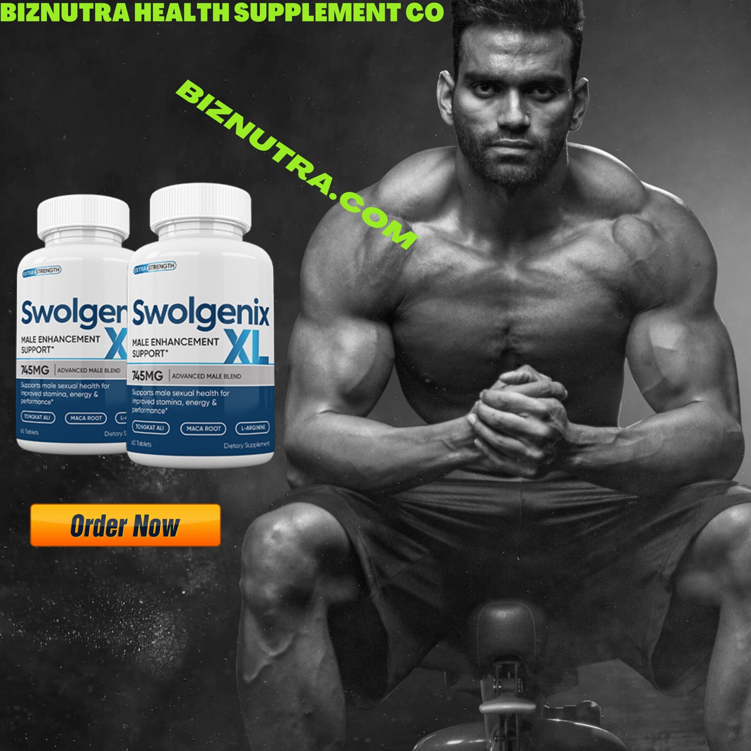 SwolGenixx XL Male Enhancement ⚤ Boost Your Size And Lasting Power!
