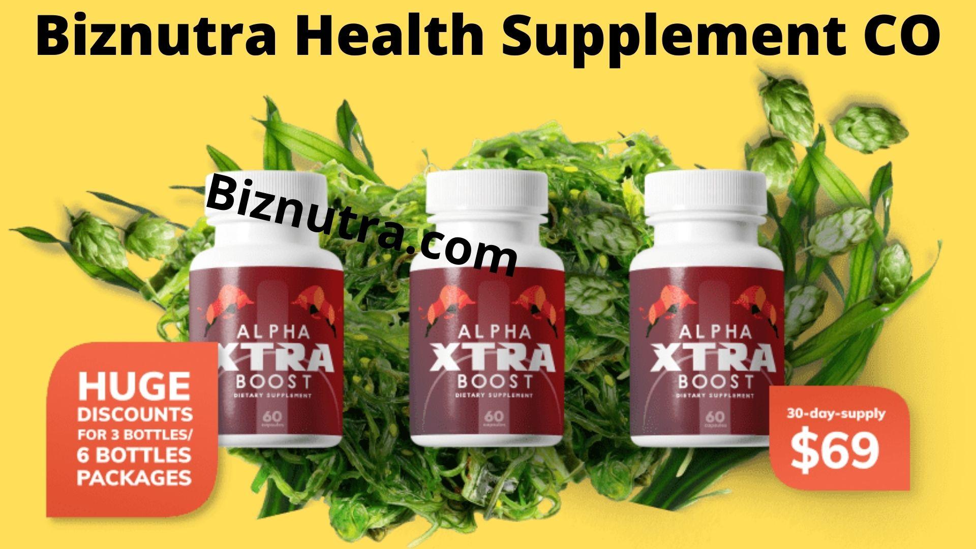 Alpha Xtra Boost Pills [Review] Sex Your Partner & Enjoy Order Now!
