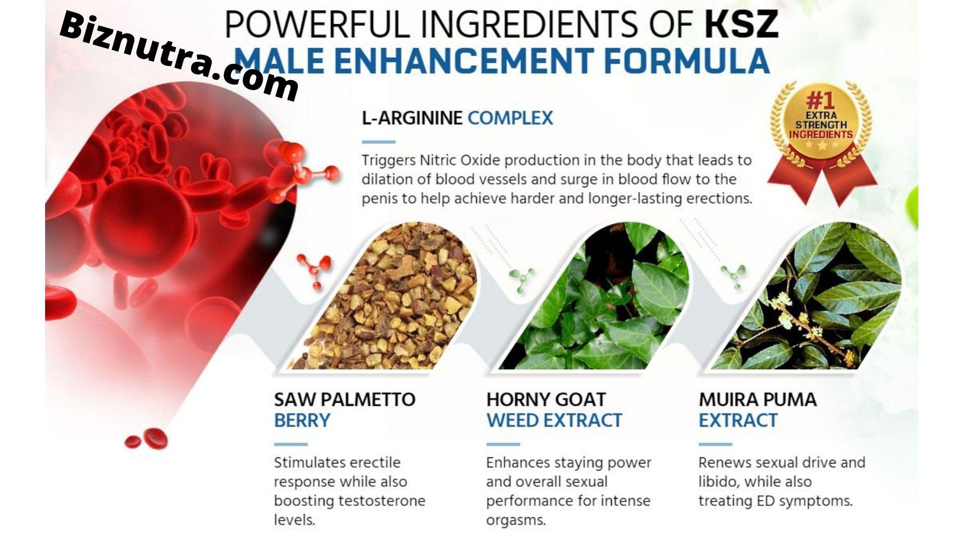 KSZ Male Enhancement #1 Supplement || Fix Your Performance Naturally!