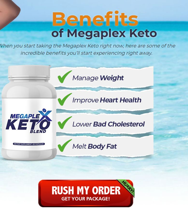 Megaplex Keto Weight Loss Pills [Shark_Tank] Get Real Results With Keto