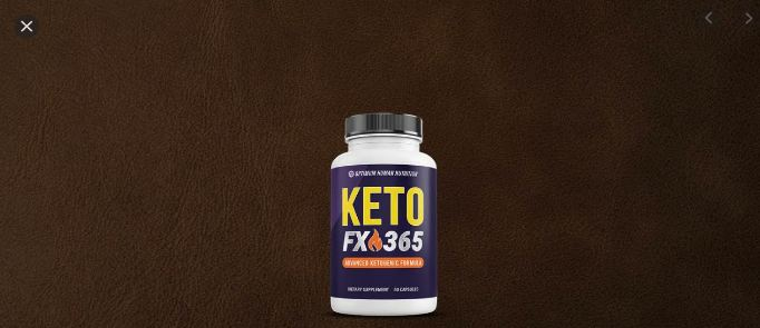 Keto FX 365 Fat Burn Pills Review || Lose Weight With Keto FX 365 Today!