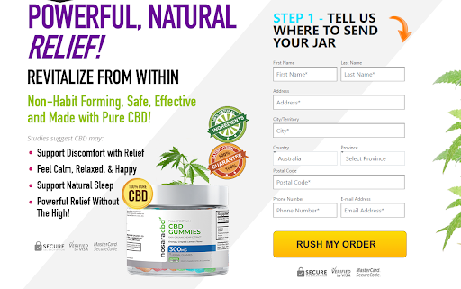 Nosara CBD Gummies UK [Feel Calm & Happy] Improve Your Health!