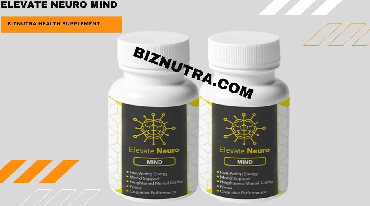 Elevate Neuro Mind Review [Nootropic_Pills] Boost Your Brain Power!