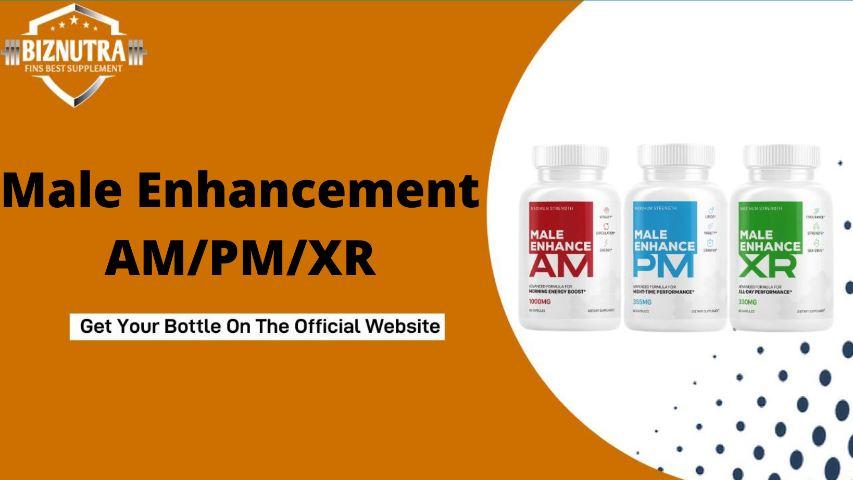 Male Enhancement AM #1 Pills || More Sexual Energy & Longer Endurance