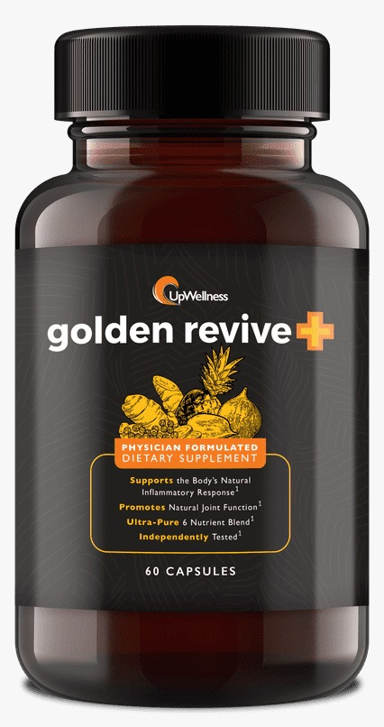 Golden Revive Plus   Legit or a Big Scam? Uses, Side Effects, Interactions!