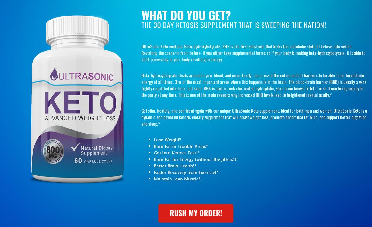 Ultra Sonic Keto Fat Burn    Get UltraSonic Slimming With The #1 Pills!