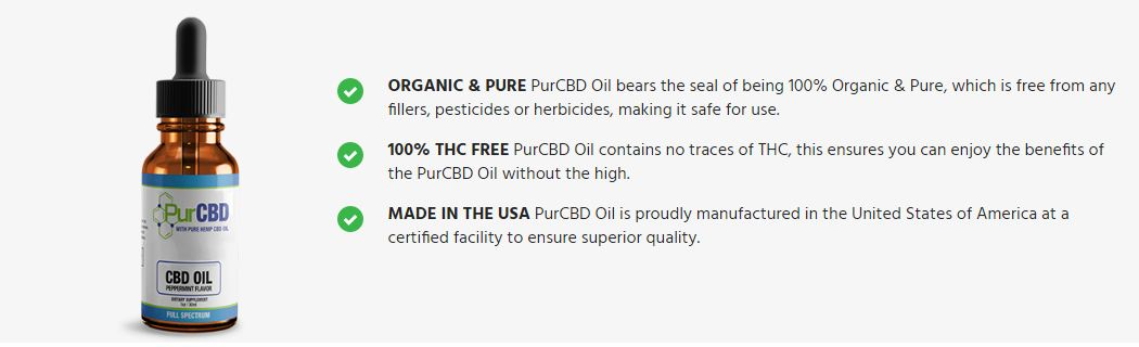 PurCBD Oil Review [Instant Relives & Recovery] Get Healing With PurCBD!
